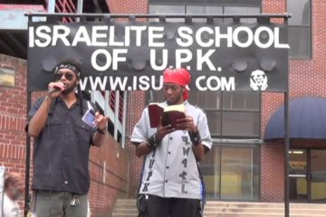 ISUPK Street Speaking Baltimore