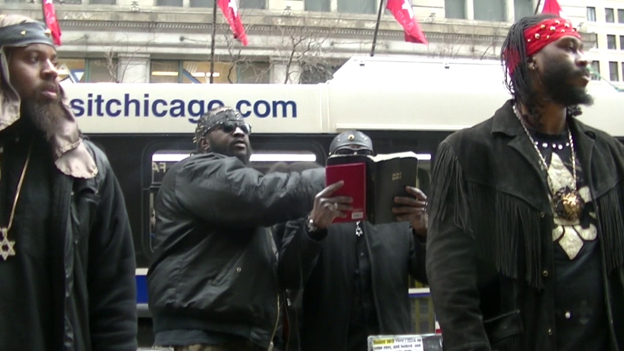 ISUPK Street Speaking Chicago